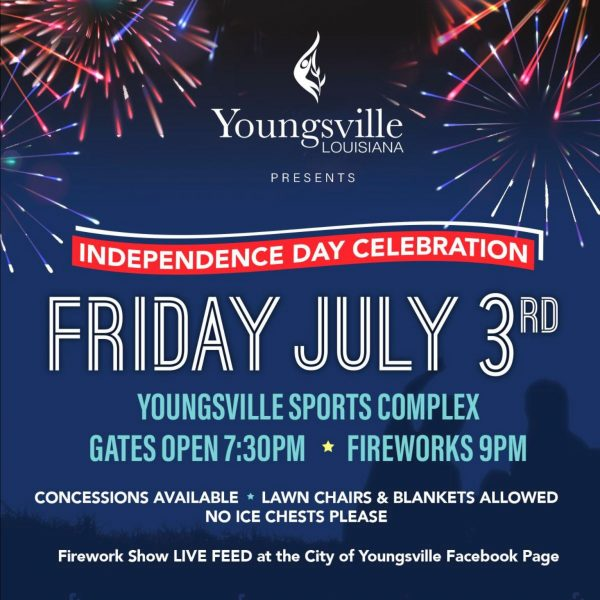 Youngsville Independence Day Celebration @ Youngsville Sports Complex | Youngsville | Louisiana | United States