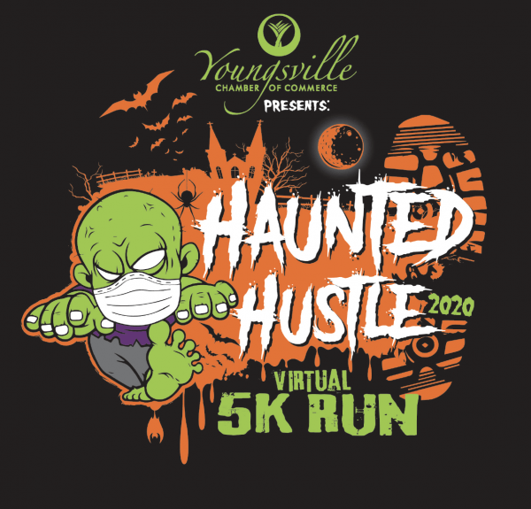 Haunted Hustle 5K Virtual Run @ Sugar Mill Pond | Youngsville | Louisiana | United States